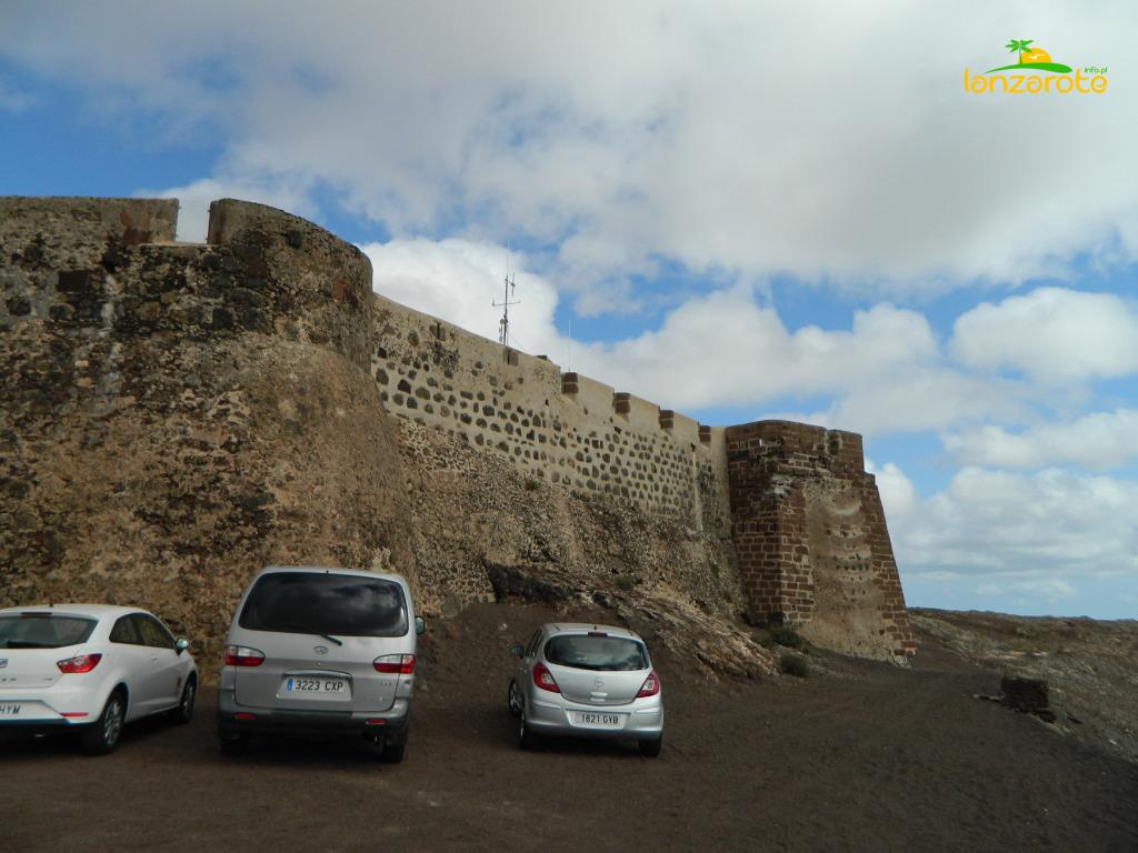 Castillo do Santa Barbara