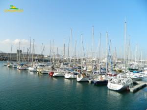 Port w Arrecife
