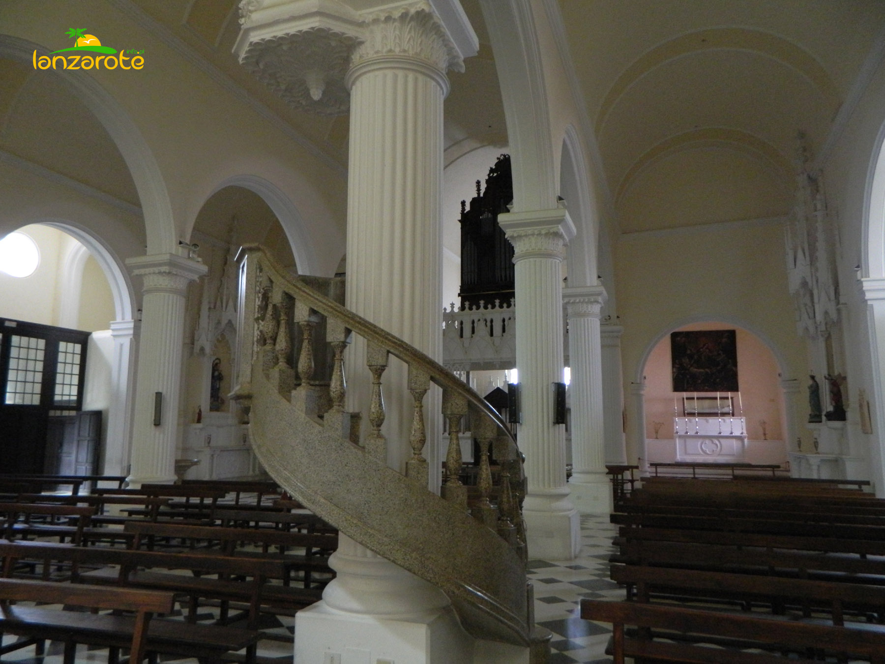 Teguise - Iglesia de Neutra Senora de Guadalupe