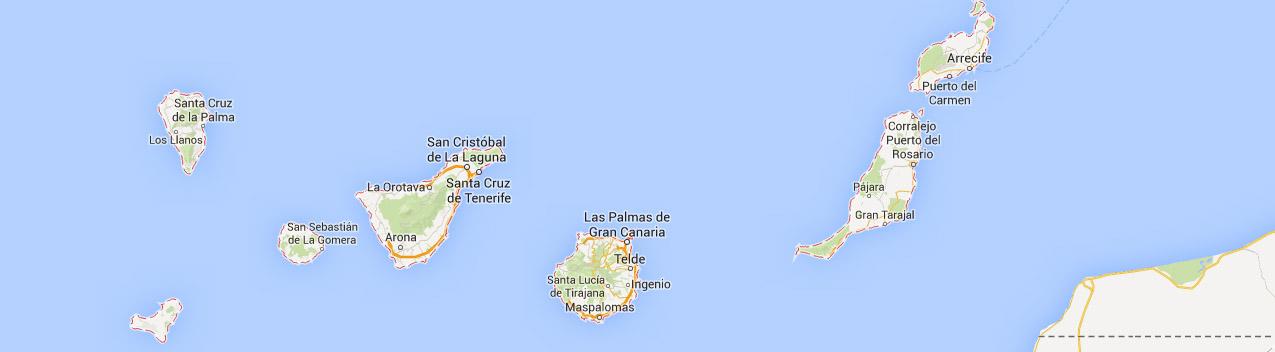 Wyspy Kanaryjskie Lanzarote Informacje O Wyspie
