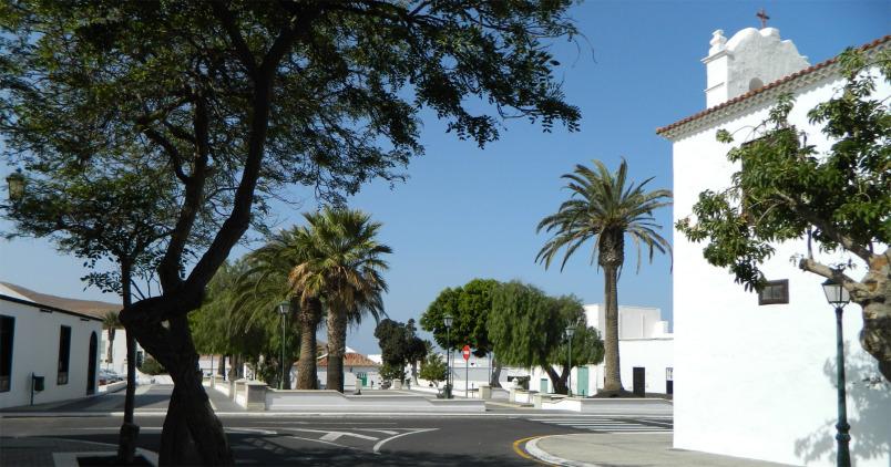 Miejscowość Yaiza