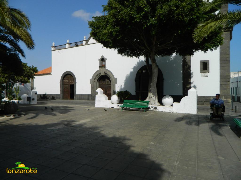 Iglesia de san Gines